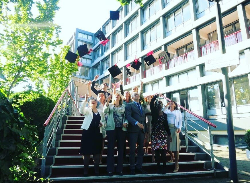 ISRM postgraduate programme