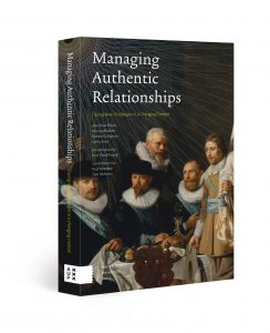 The book about relationship management 'Managing Authentic Relationships '