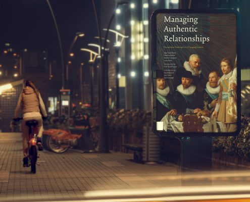 A book about networking and relationship management